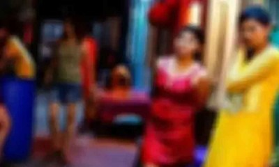 23 arrested including 12 girls, vandalized by sex racket in Noida