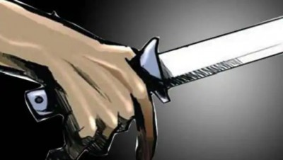 Jharkhand: A son killed his father with a sword in Palamu