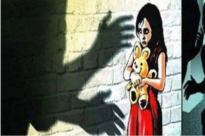 3-year-old raped in Raipur, accused raped and escaped