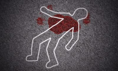 ससुराल आए पति ने पत्नी को चाकू मारकर मौत के घाट उतारा