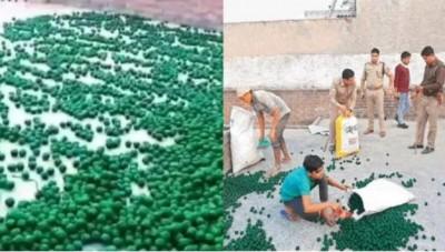 Uttar Pradesh: Police seizes desi bombs in a raid in Meerut