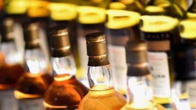 झारखंड कस्टम विभाग की बड़ी कार्रवाई, कई लीटर अवैध शराब जब्त