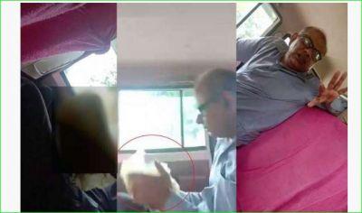 ADO Panchayat caught taking a bribe; committee investigating the matter