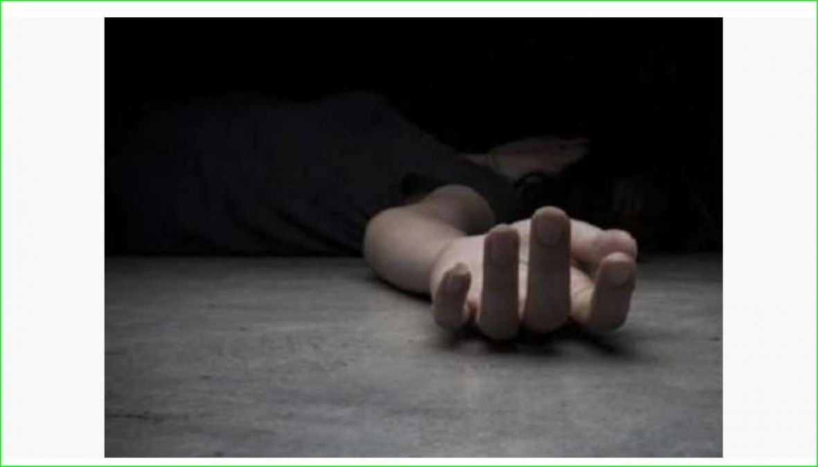 Female cashier committed suicide after being cheated by lover