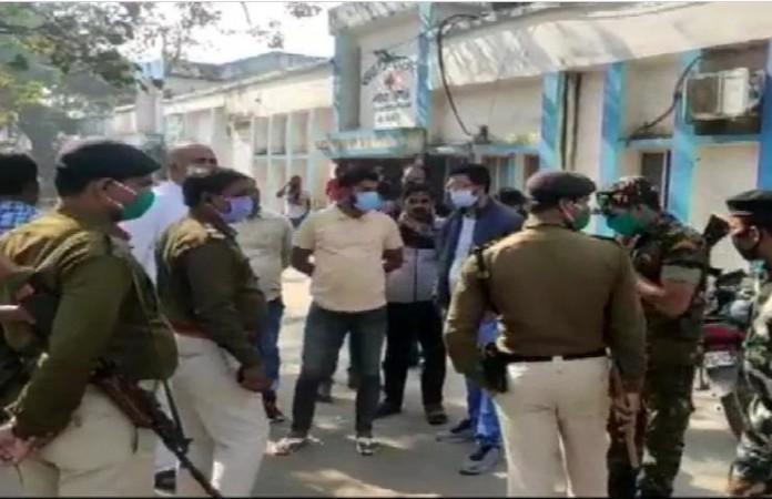 जदयू MLA अमरेंद्र पांडेय के सहयोगी की गोली मारकर हत्या, दो लोगों पर FIR