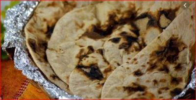 Angry over the burning of chapati, the husband did something that will shock you
