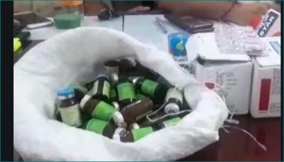 Police arrests drug smuggler in Jabalpur, over 100 injections seized
