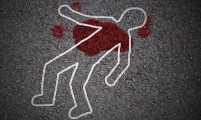 Husband reaches police station with wife's chopped head in hand