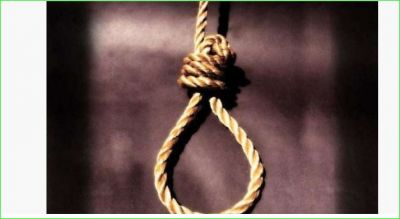 Tired of fighting, woman hanged herself!