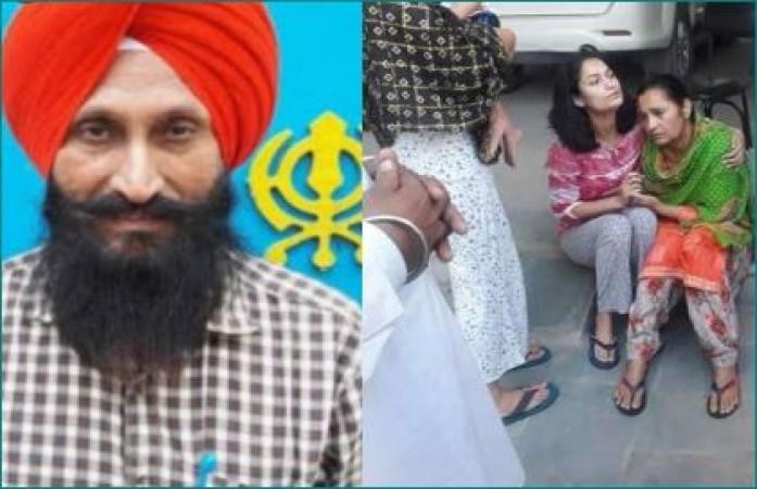 शौर्य चक्र विजेता कामरेड बलविंदर की गोली मारकर हत्या