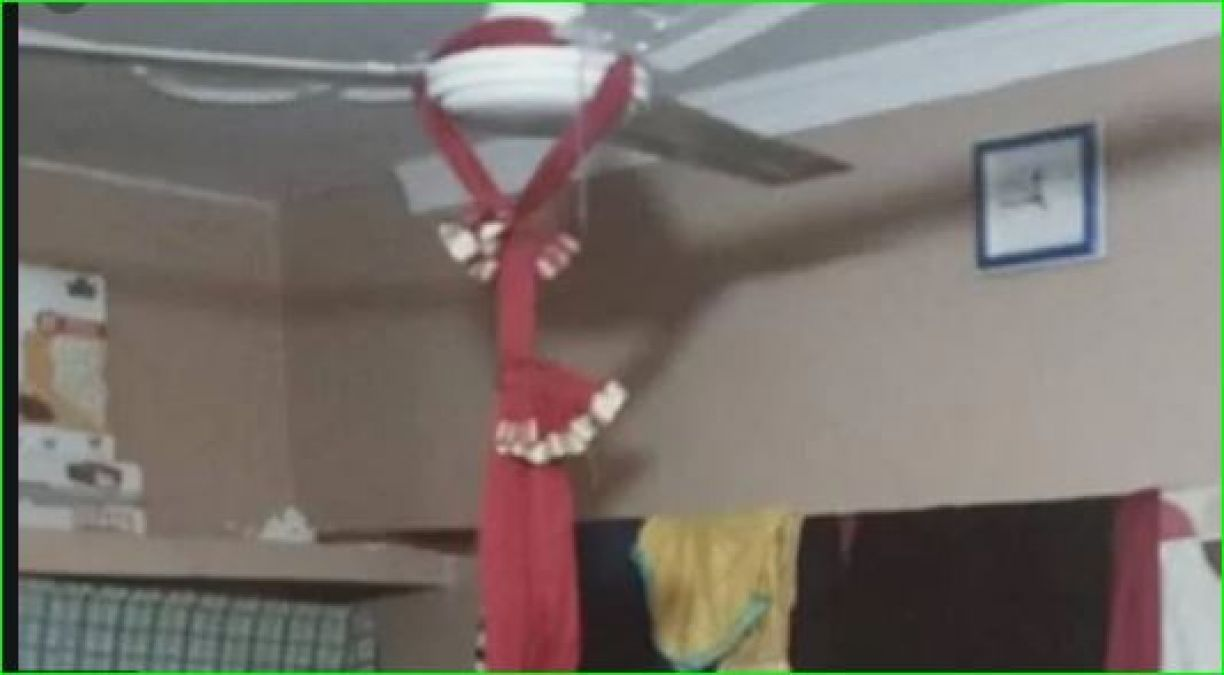 Wife attempt to commit suicide on Karwa Chauth as husband didn't attend the phone