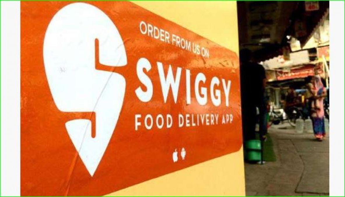 Swiggy employee beaten, snatched his mobile and did not paid money