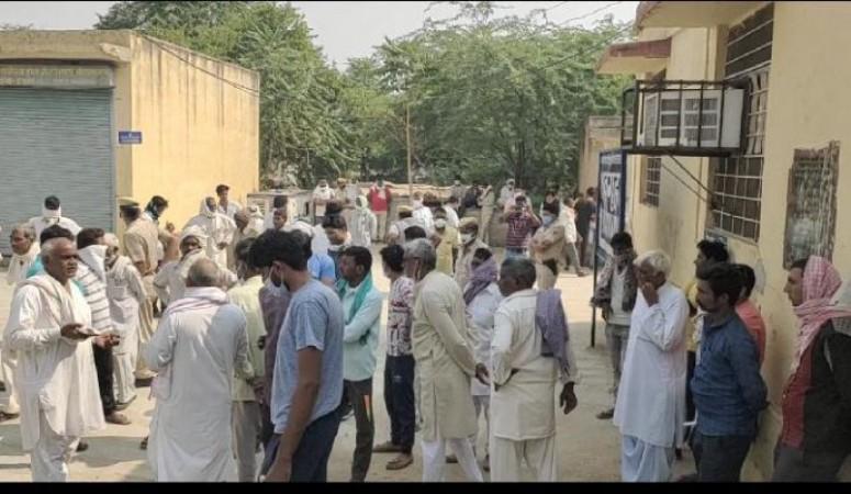 राजस्थान: पुजारी के बाद अब सेल्समेन को जिन्दा जलाया, डीप फ्रीज़र से बरामद हुआ शव