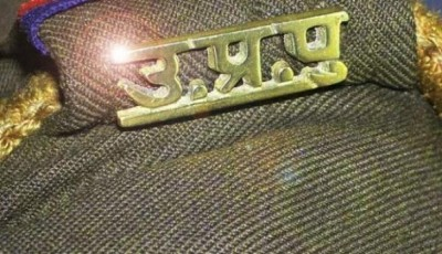 A constable opens fire on a senior officer for not granting leave