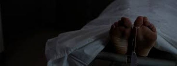 Youth strangled to death, dead body found in field