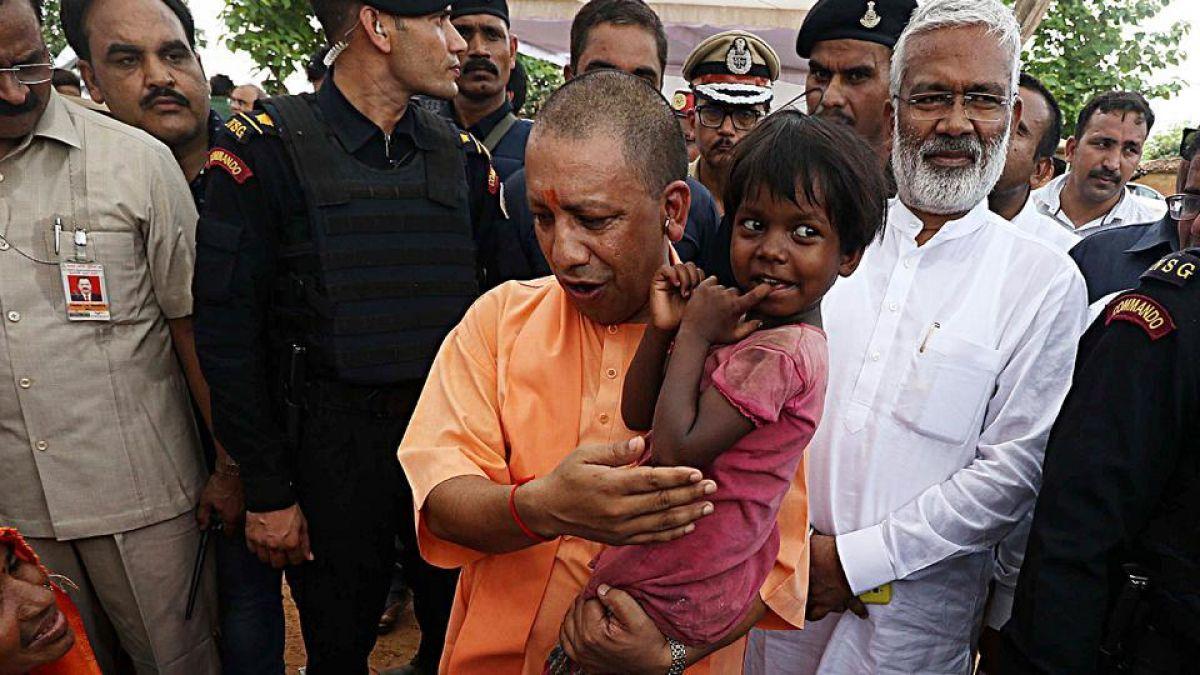 CM Yogi expresses sorrow over Sonbhadra scandal, said this