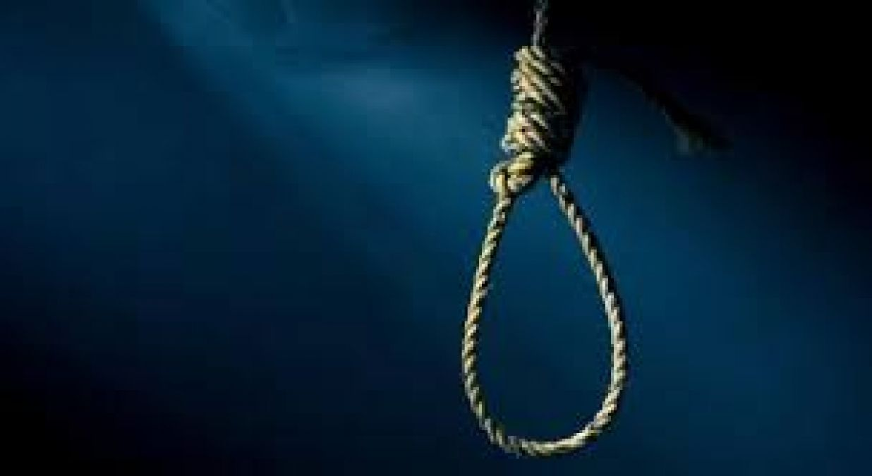 Law student hangs himself
