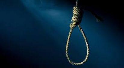 Law student hangs himself