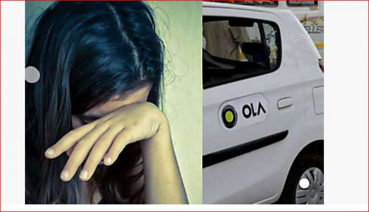 Patna: Ola Cab driver held for molesting two girls in the cab