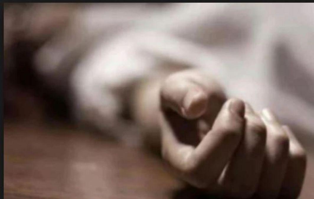 देर रात युवक के सिर पर धारदार हथियार से वार कर दे दी मौत