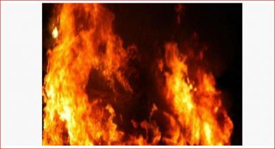Mother- Daughter burnt alive by in-laws, accused absconding