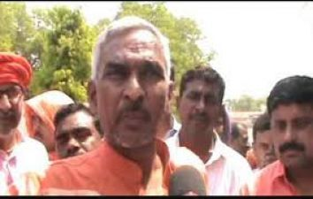 BJP MLA accused of threatening government official, case registered