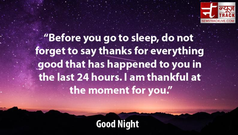 10 Best Good Night Thoughtssms Messages For Family Friends 1