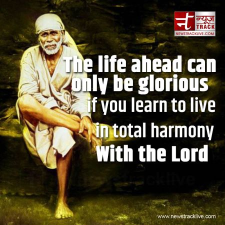 Saibaba Shirdi Blessings And Positive Quotes 1 | News Track