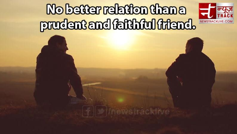 The 10 Best Quotes About Friendship | Friendship Thought Images