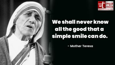 Most Inspiring Mother Teresa Quotes on life