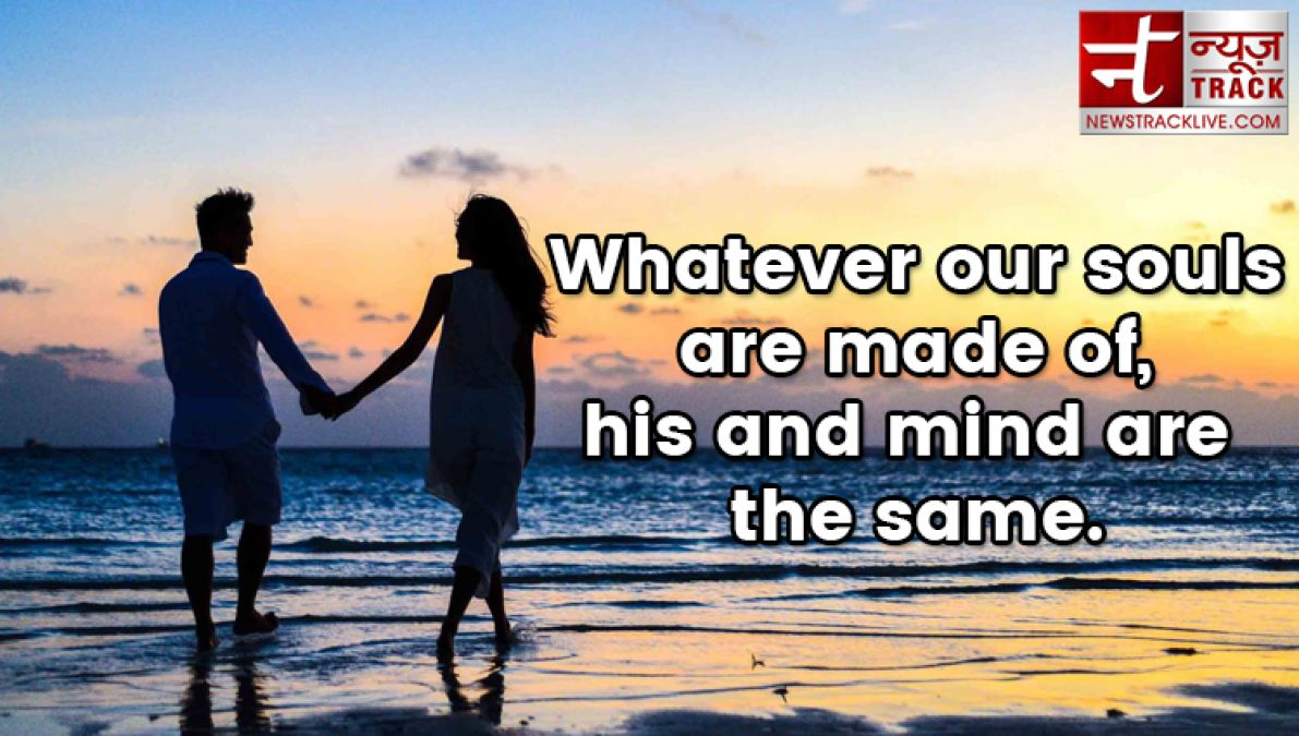 10 Extremely Romantic Quotes You Should Say To Your Love