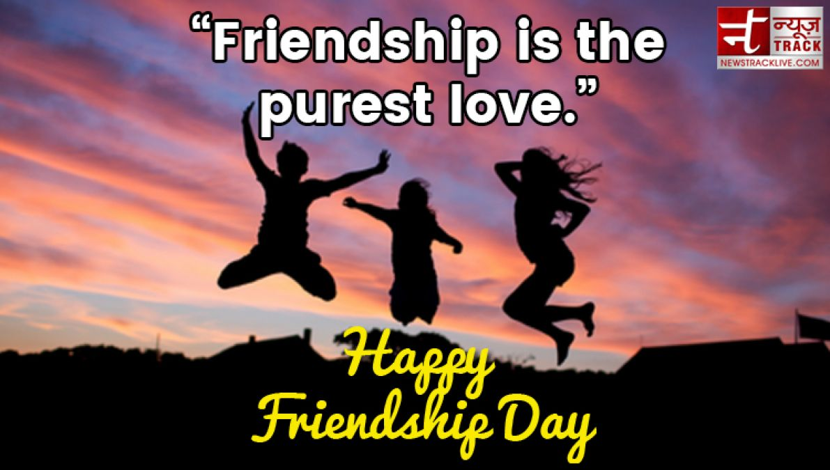 10 Short Friendship Quotes for Best Friends For Friendship Day