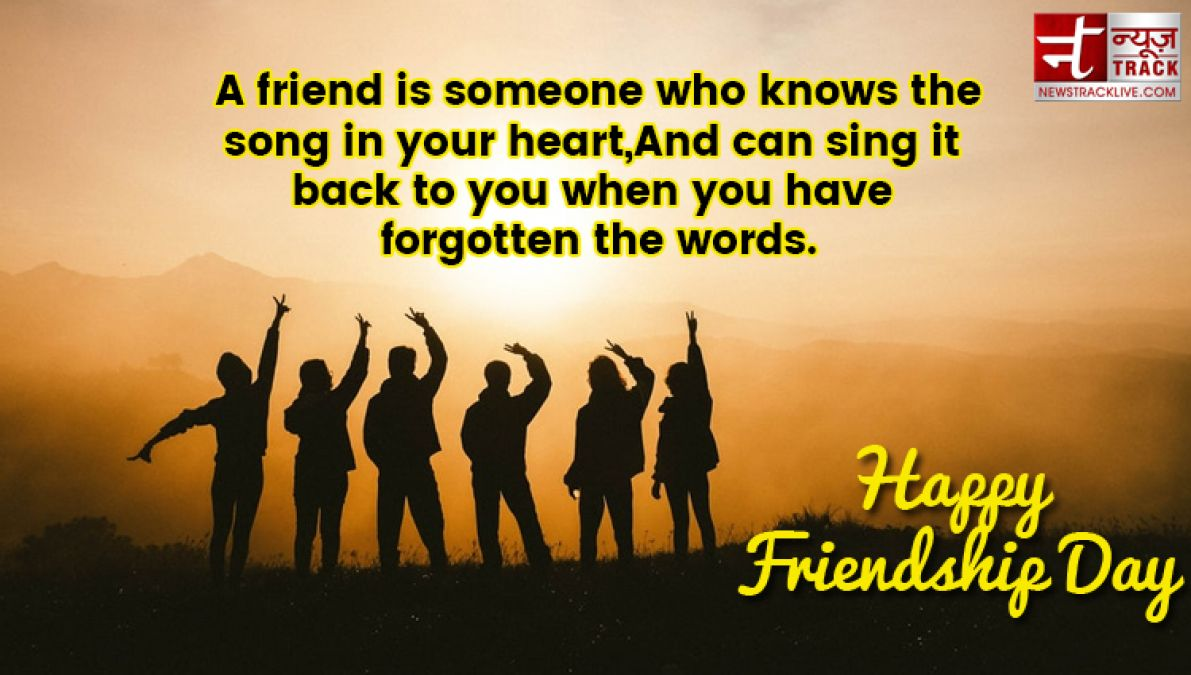 Friendship Quotes To Warm Your Best Friend's Heart