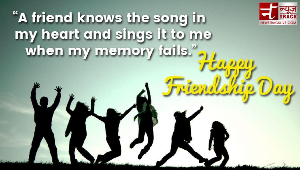 Best Friend Text Messages & Friendship Messages for Friendship day