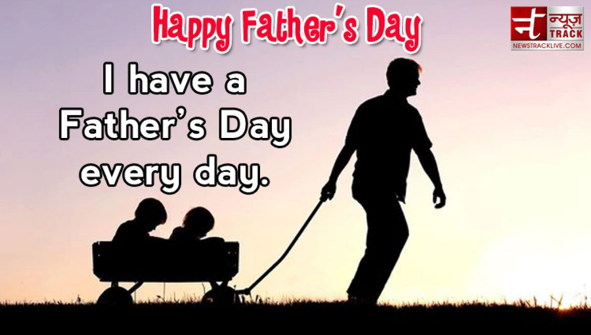 Happy Fathers Day 2019 | Best Wishes,SMS,Status and Quote In English
