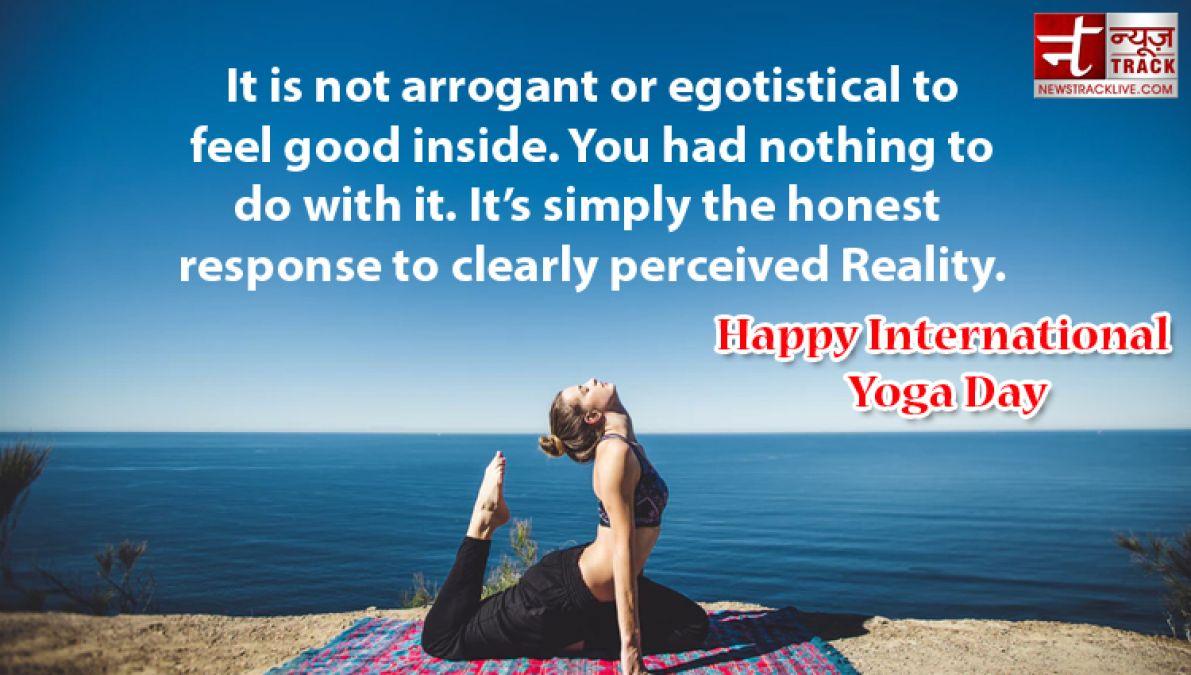 International Yoga Day: Quotes Images, Happy International Yoga ...