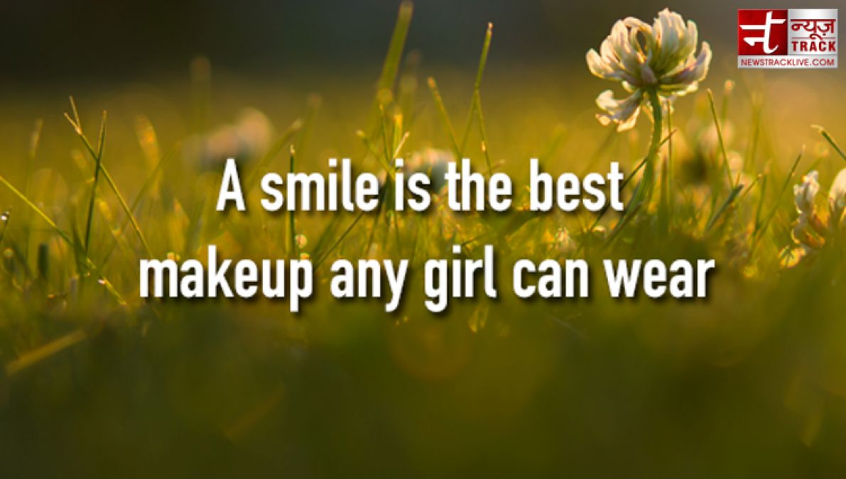 worry less smile more best smiling quotes in english news