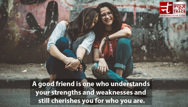 10 Best Friendship Thought In English