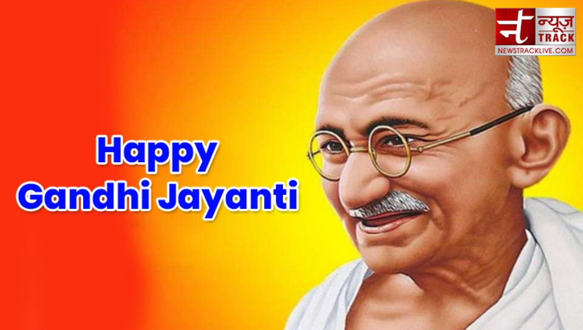Gandhi Jayanti 2019 Quotes, Speech, Wishes Images, Status share with your friends, family..