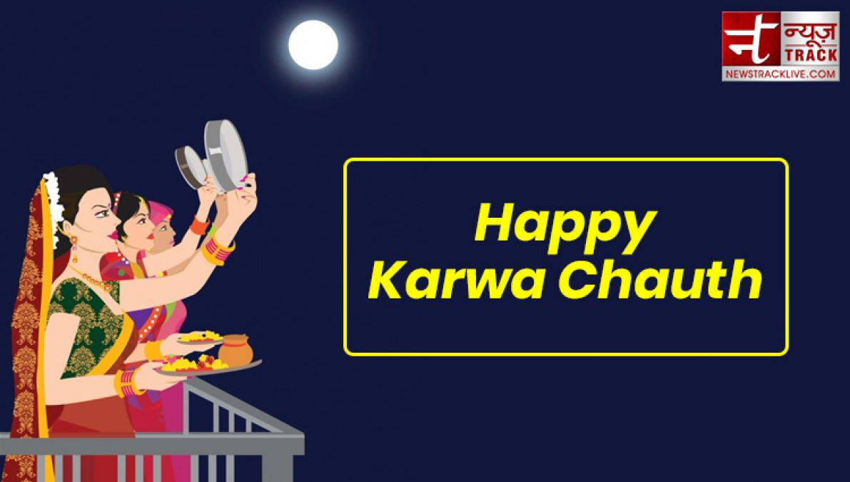 Happy karwa Chauth 2019: Wish karwa Chauth with these loving poets, messages And