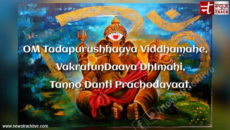 OM Tadapurushhaaya Viddhamahe