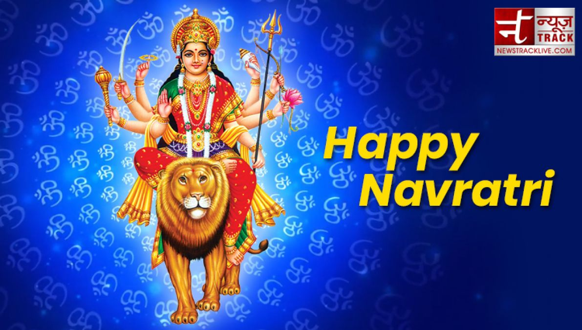 Happy Navratri 2019 Send wishes, images, Whatsapp photo, SMS and