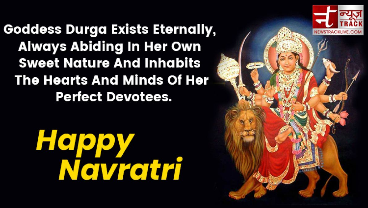 Happy Navratri 2019: Wishes, Messages, Quotes in