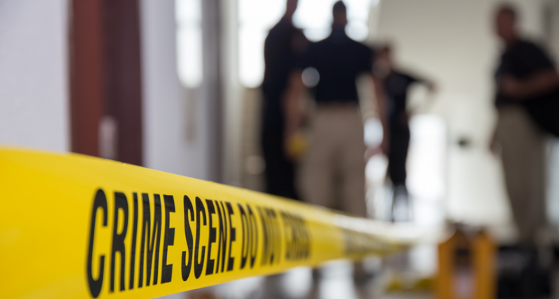 पति को था पत्नी और बेटियों के चरित्र पर शक, हथौड़े से पीट-पीटकर कर डाली हत्या