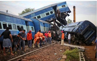 कब लगेगा रेल हादसों पर ब्रेक?