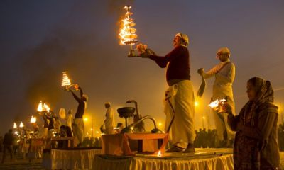 How to perform Aarti in a correct way?