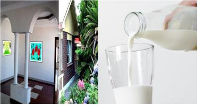 Sprinkle Cow milk in the home by this way can Sanctify your house and keep away all evil spirits