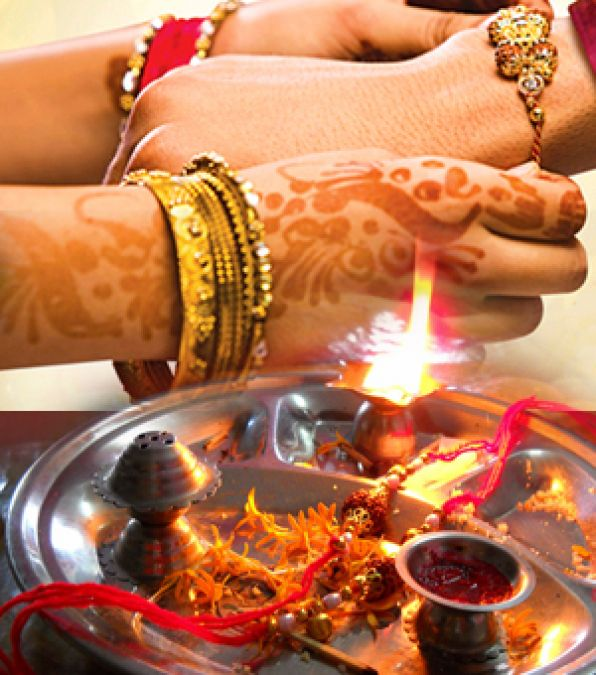 Know how to make Vedic Rakhi, a method which will give the strength to your brother to fight all problems