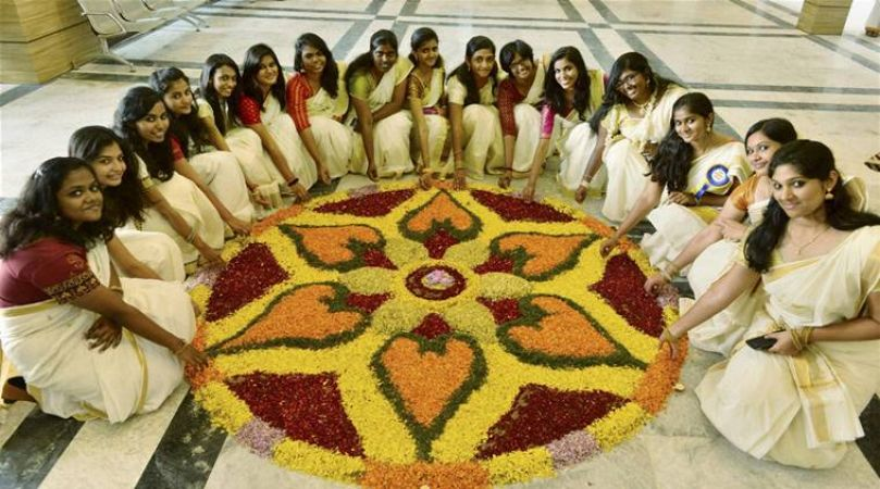 The return of Mahabali: Onam