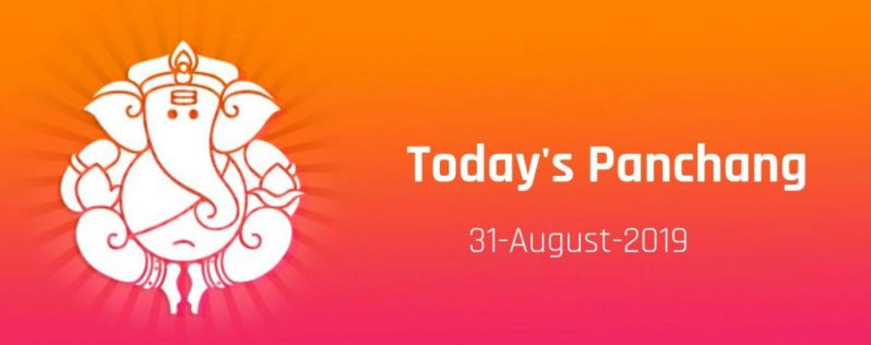 Find out here today's Panchang, Shubh Muhurat, and Rahukal